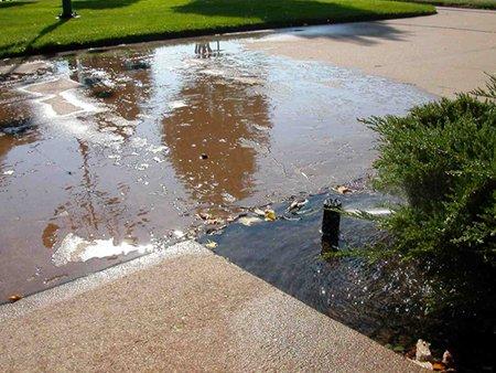 Sprinklers Leaking After System Is Turned Off Sprinkler School